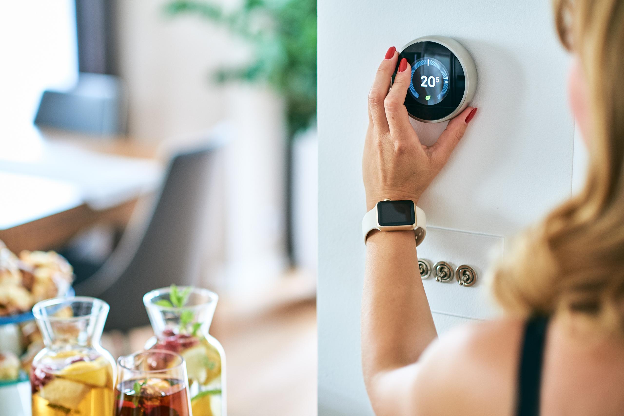 ipdom, kontrola temperatury, smart dom, inteligentny dom