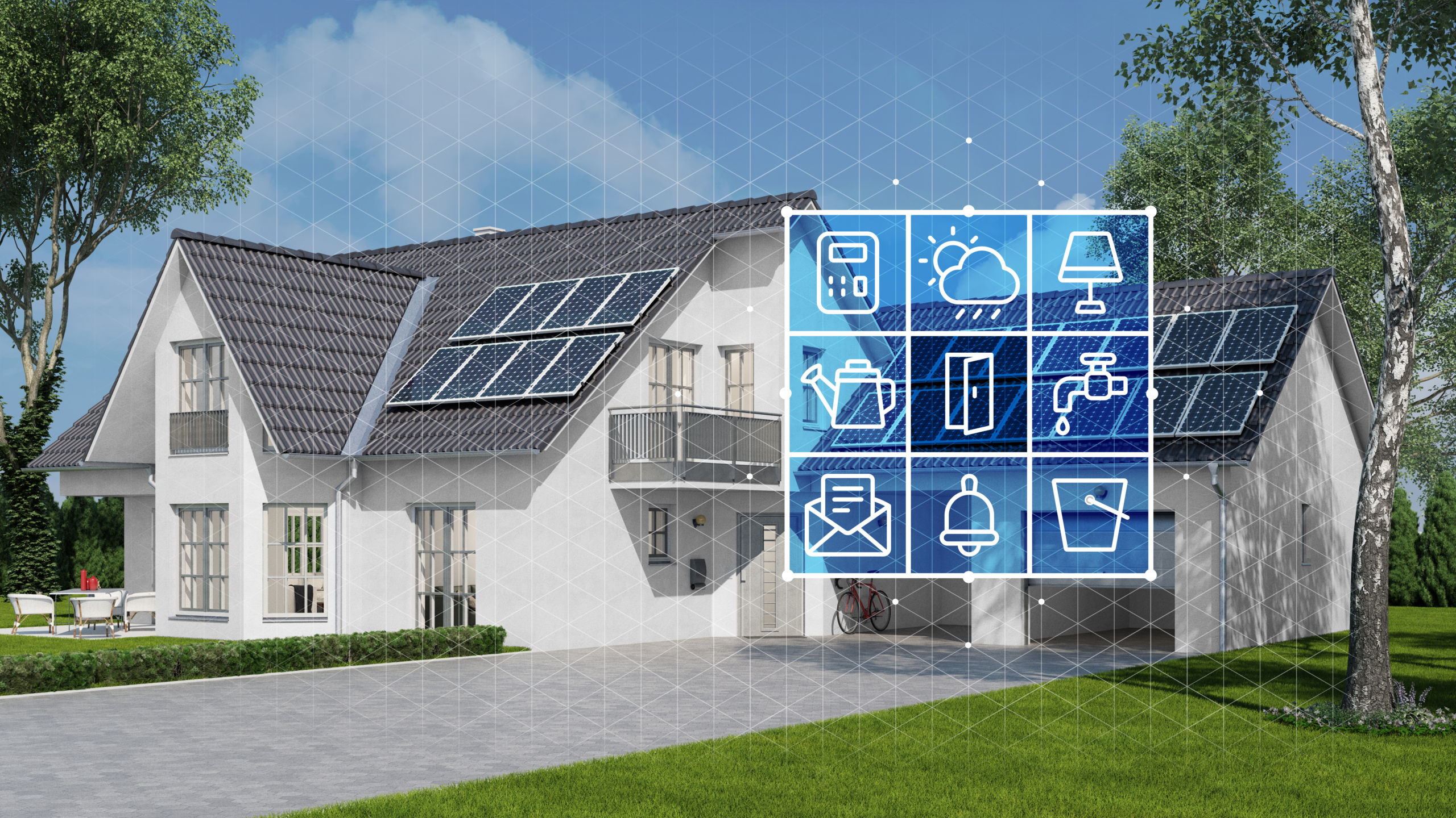 ipdom, smart dom, zarządzanie energią
